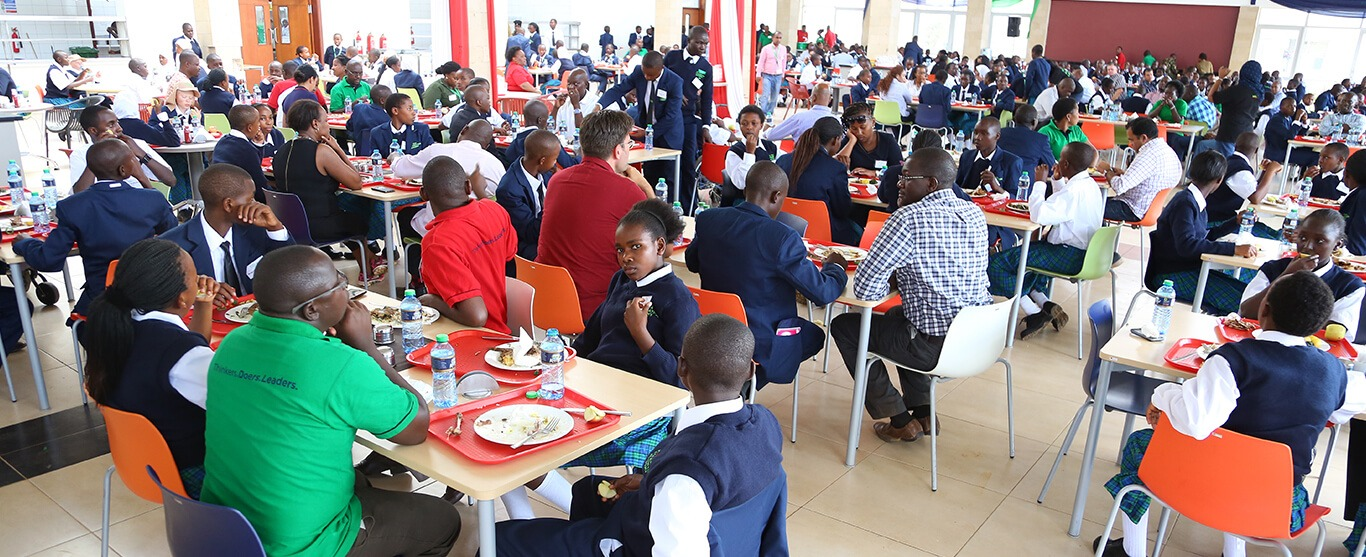 Inside Kenya's new academy of hope