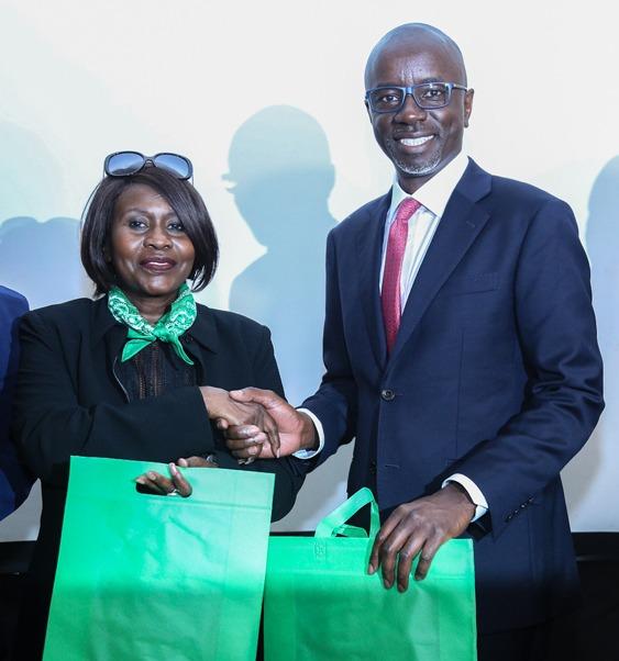 Why Safaricom said NO to plastic bags