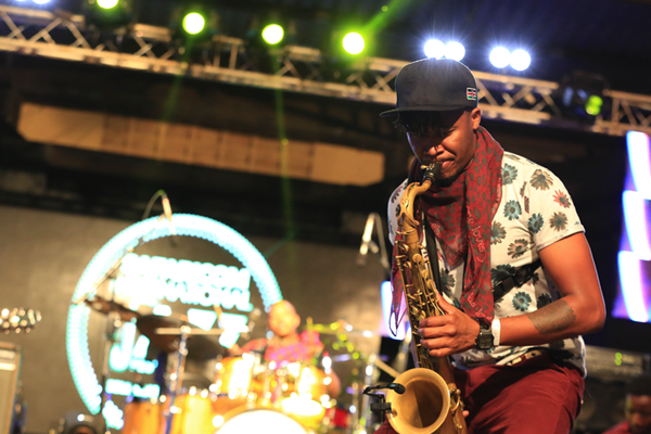 A SAX-Y Affair, with Mokua Rabai