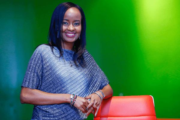 Faces of Safaricom – Sylvia Nyamai
