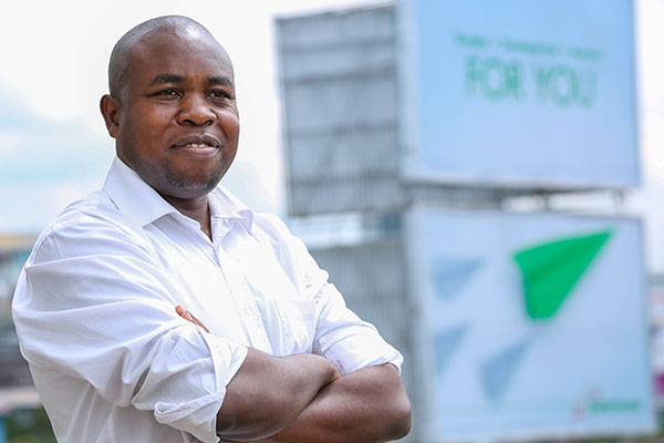 Faces of Safaricom - Belcha Sabwa