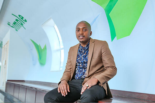 Faces of Safaricom - Joseph Ruita