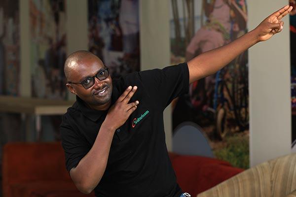 Faces of Safaricom – The 58-kilometre man