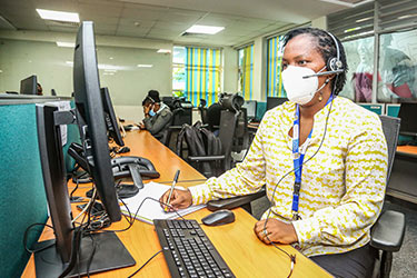 Customer care at a time of a pandemic